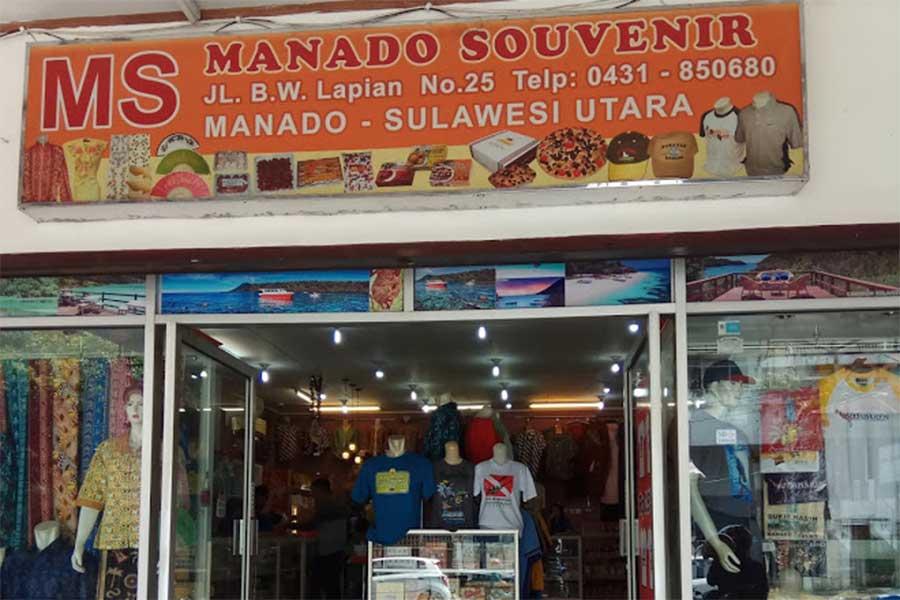 Pusat Oleh-oleh Di Kota Manado